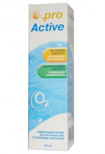 Optimed Pro Active  125мл.